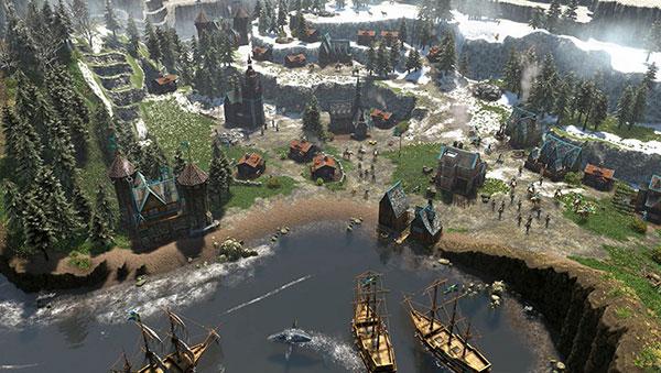 帝國時代3決定版steam免費版